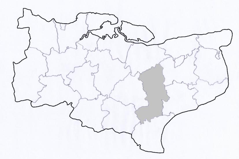 Map - East Ashford Union