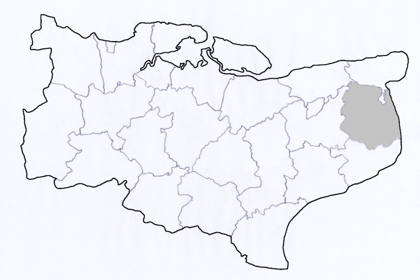 Map - Eastry Union
