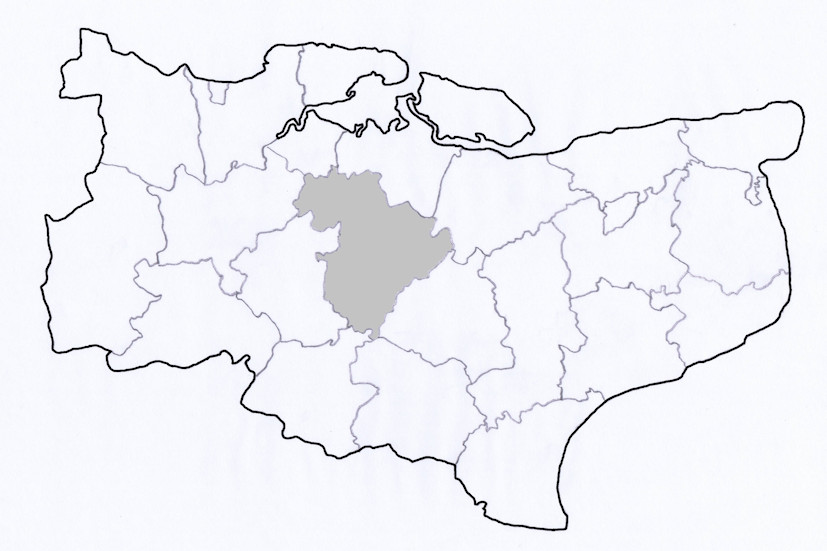 Map - Hollingbourne Union