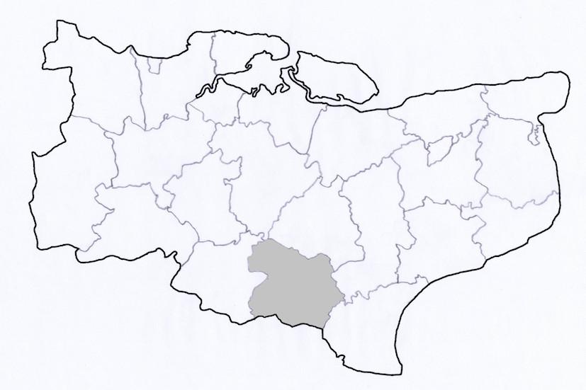 Map - Tenterden Union