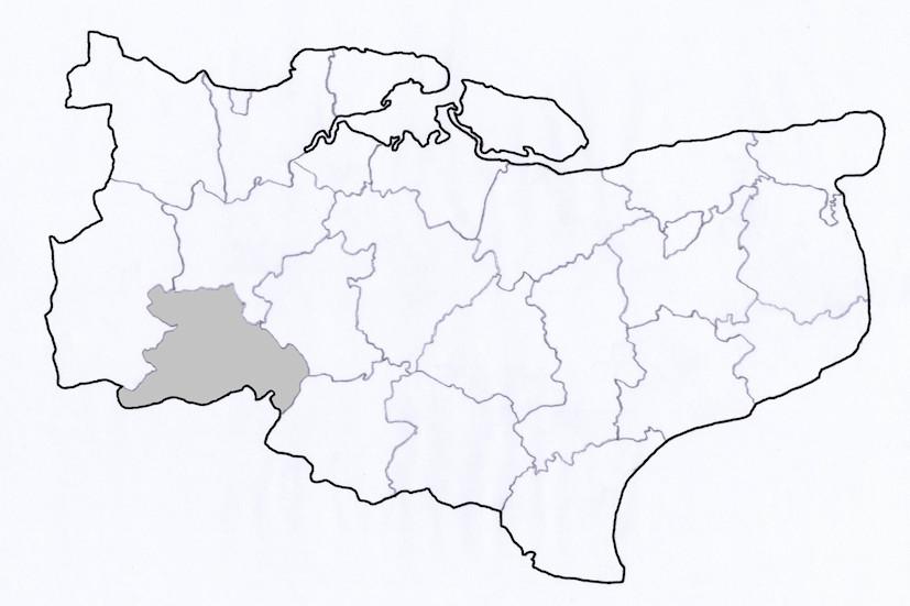 Map - Tonbridge Union