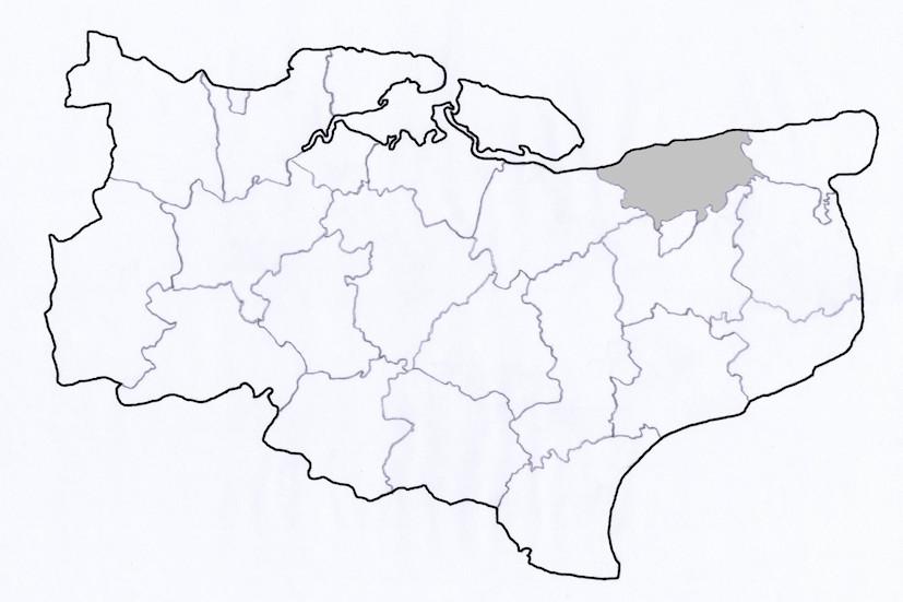 Map - Blean Union