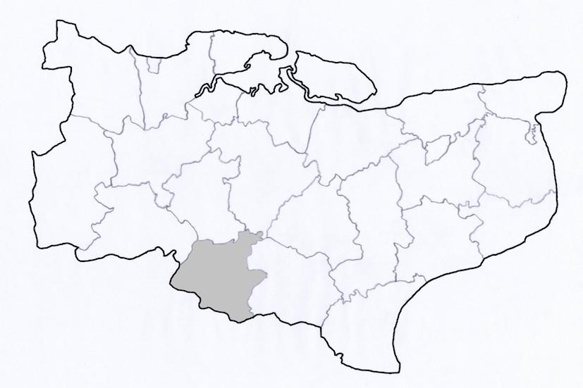 Map - Cranbrook Union