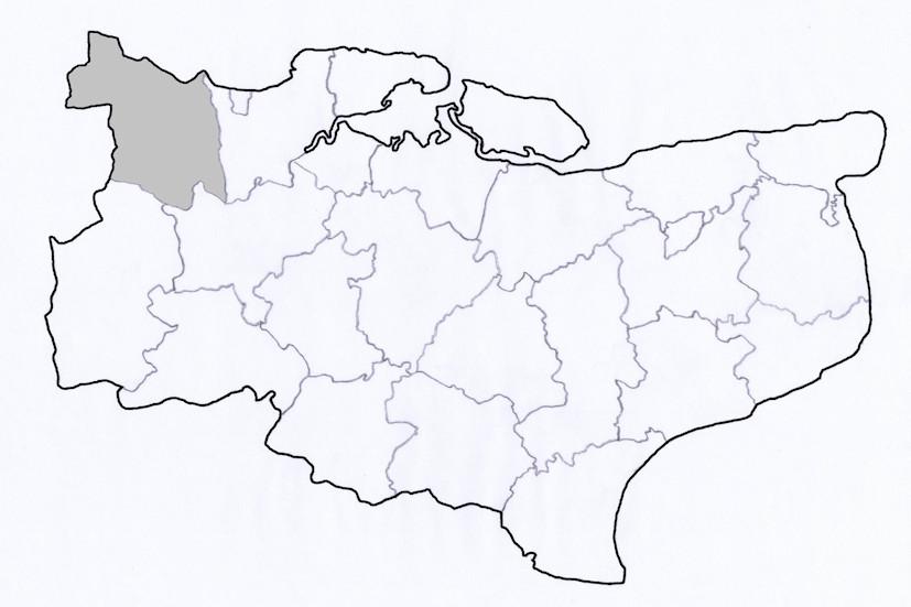 Map - Dartford Union
