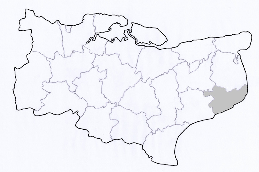 Map - Dover Union