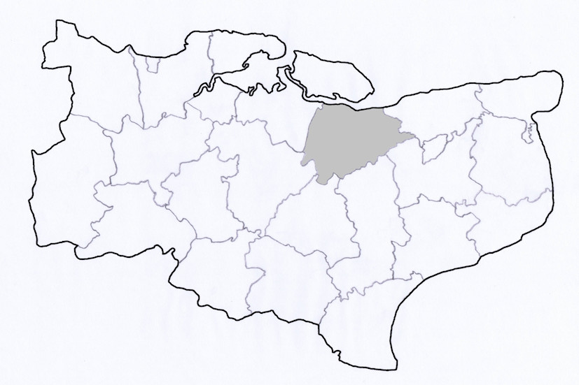 Map - Faversham Union