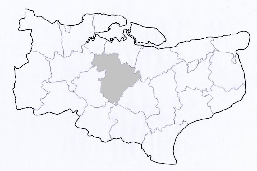 Map - Hollingbourne Union