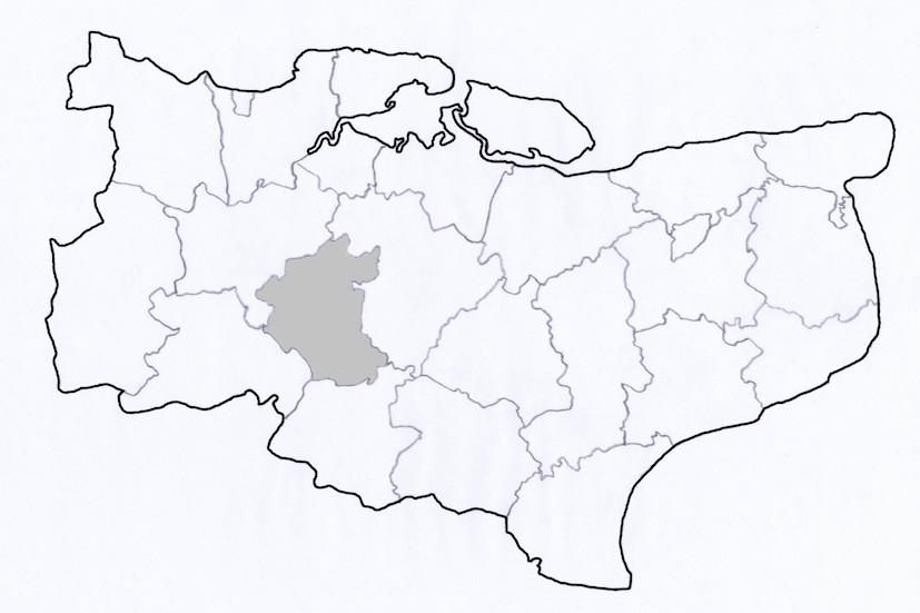 Map - Maidstone Union