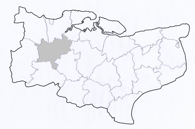 Map - Malling Union