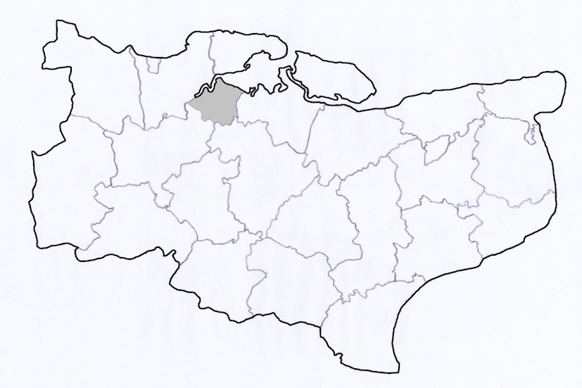 Map - Medway Union