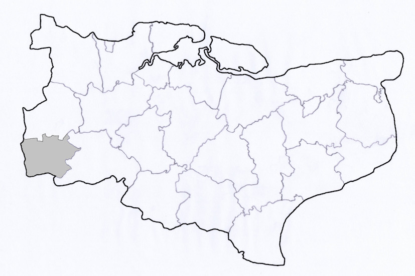 Map - Penshurst Union