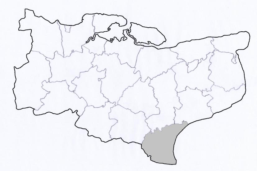 Map - Romney Marsh Union