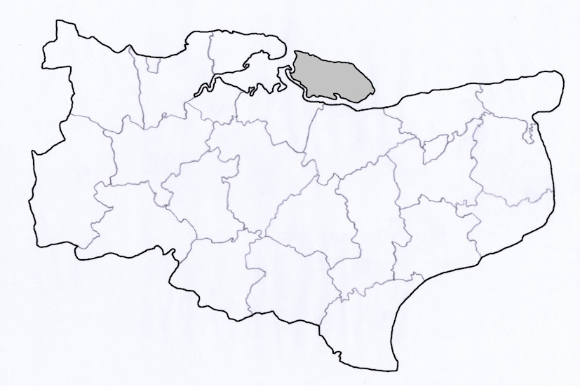 Map - Sheppey Union