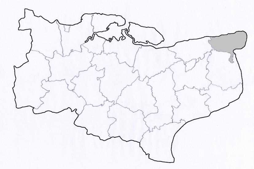 Map - Isle of Thanet Union