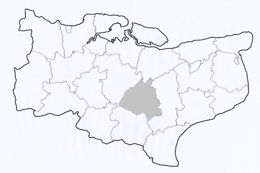 Map - West Ashford Union